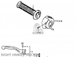 Suzuki GS1000E 1980 (T) USA (E03) parts lists and schematics