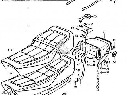 1986 Honda Shadow Vt1100 Fuse Box Location 1986 Honda