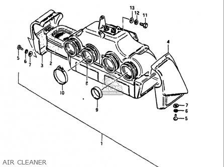 Suzuki Dr 650 Wiring Diagram Suzuki Ozark 250 Wiring