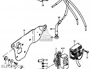 Suzuki Gs1100e 1980 (t) Usa (e03) parts list partsmanual