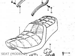Suzuki Gs1100gl 1982 (z) Usa (e03) parts list partsmanual