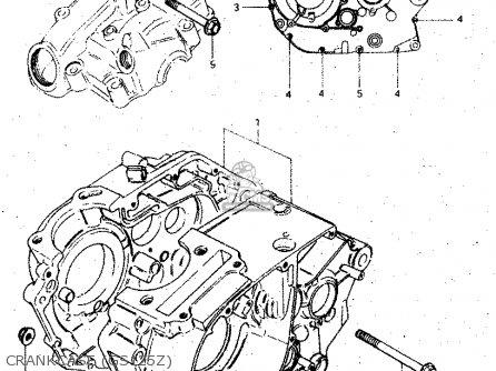 Suzuki GS125 1982 (Z) GENERAL EXPORT UNITED KINGDOM (E01