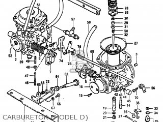 Suzuki GS300L 1982 (Z) USA (E03) parts lists and schematics