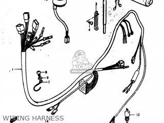 Suzuki GS400 1978 (C) USA (E03) parts lists and schematics