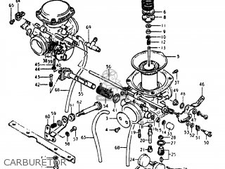 Suzuki Gs450l 1980 (t) Usa (e03) parts list partsmanual