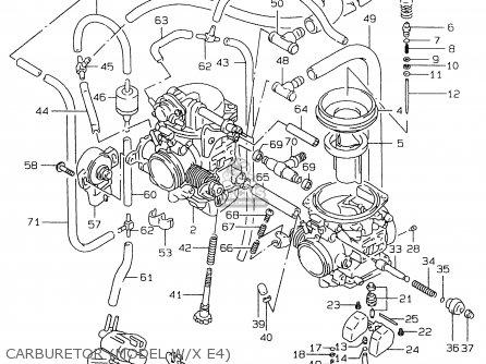 Gs500 Carburetor Diagram, Gs500, Free Engine Image For