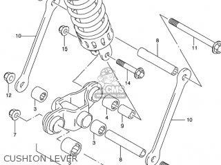 Suzuki GS500 2002 (K2) USA (E03) parts lists and schematics