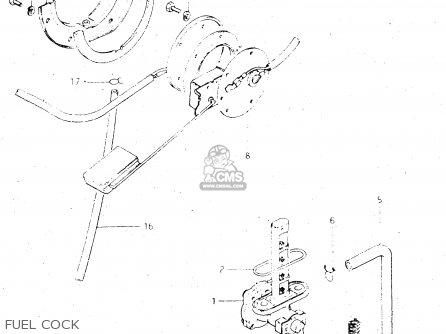 Suzuki Gs500e 1983 (d) General Export (e01) parts list