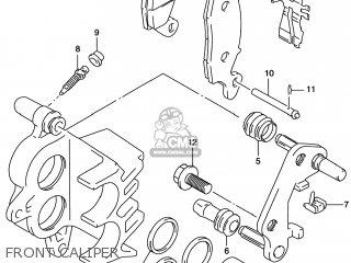 Suzuki GS500E 1997 (V) USA CANADA (E03) (E28) parts lists