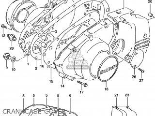Suzuki GS500E 2000 (Y) USA CANADA (E03) (E28) parts lists