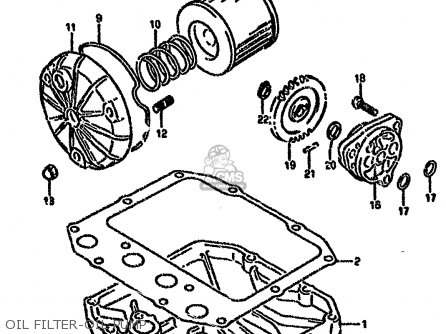 Suzuki GS500EU 1995 (S) AUSTRIA (E39) parts lists and