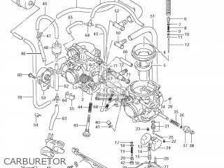 Suzuki GS500F 2007 (K7) USA (E03) parts lists and schematics