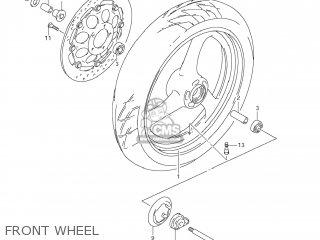 Suzuki GS500F 2007 (K7) USA (E03) parts lists and schematics