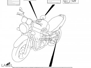 Suzuki Gs500f 2007 (k7) Usa (e03) parts list partsmanual