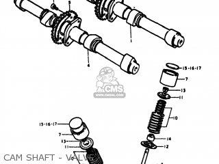 Suzuki GS550 1978 (C) USA (E03) parts lists and schematics