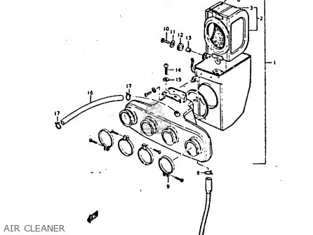 1980 Suzuki Gs550l Wiring Diagram