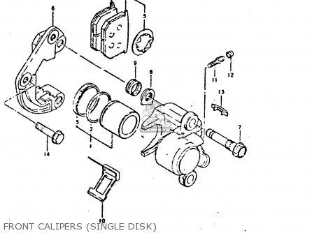 Suzuki GS550D 1980 (T) (E02 E15 E22 E24 E25) parts lists