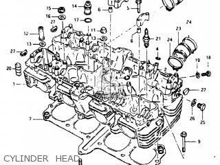 Wiring Harness Diagram For A Suzuki Gs750 Suzuki Fz50