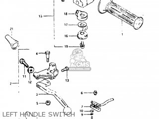 Suzuki GS750E 1982 (Z) USA (E03) parts lists and schematics
