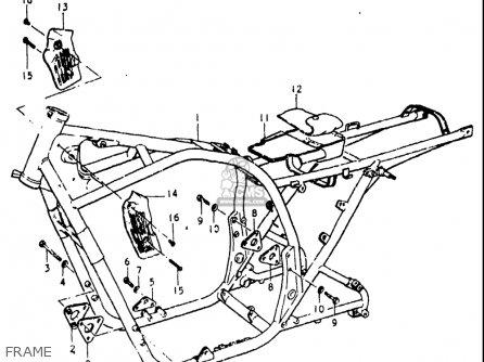 Suzuki GS750L 1979 (N) USA (E03) parts lists and schematics
