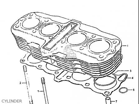 Suzuki Gs850 Engine Suzuki GSX-R600 Wiring Diagram ~ Odicis