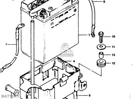 Suzuki GS850G 1982 (Z) GENERAL EXPORT (E01) parts lists