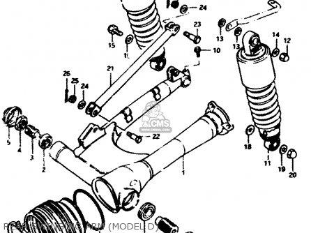Wiring Diagram For Suzuki Gs 850 Suzuki SV1000 Wiring