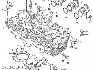 Suzuki Bandit 1200 Carburetor Diagram, Suzuki, Free Engine