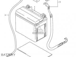 Suzuki Gsf1200s Bandit 2005 (k5) Usa (e03) parts list