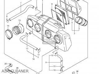 Suzuki GSF1250SA BANDIT 2009 (K9) CALIFORNIA (E33) parts