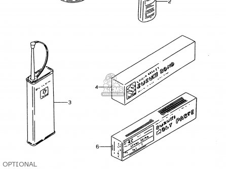 Suzuki GSF600SU 1999 (X) GERMANY (E22) parts lists and