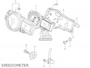 Suzuki Gsx-r1000 ,z 2003-2004 (usa) parts list partsmanual