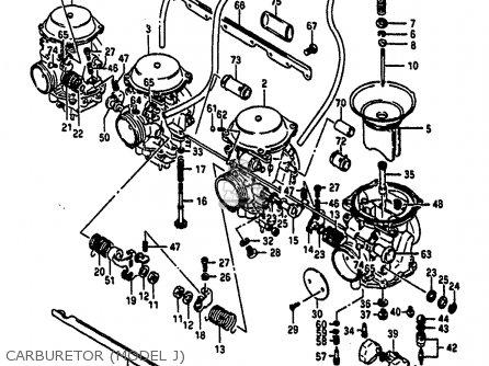 Suzuki Gsx R 1100 Carburetor Diagram Suzuki SV1000 Wiring