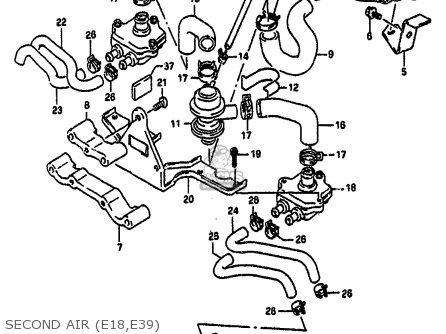 Suzuki Gsx-r1100 1992 (n) parts list partsmanual partsfiche