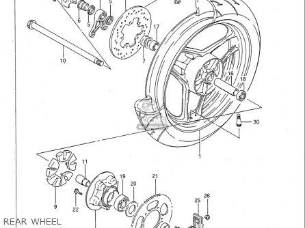 Gsxr 1100 89 Manual Transfer