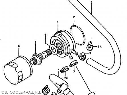 Suzuki Gsx-r750 1992 (wn) parts list partsmanual partsfiche