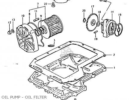 Suzuki GSX1100 1980 (T) GENERAL EXPORT (E01) parts lists