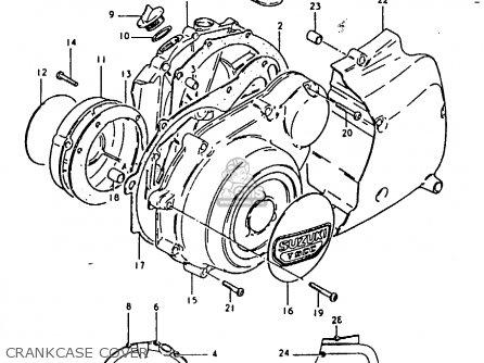 Suzuki GSX1100E 1981 (X) GENERAL EXPORT (E01) parts lists