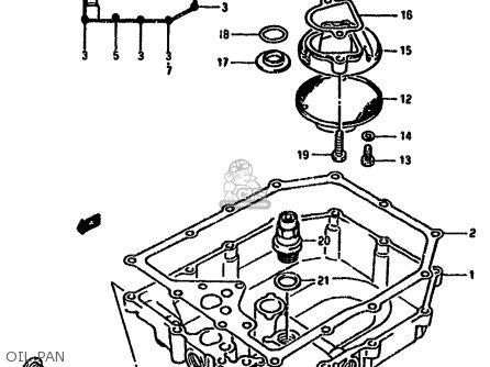 Suzuki Gsx1100f 1991 (m) (e01 E02 E04 15 16 17 18 21 22 24