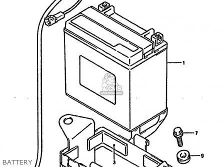 Suzuki GSX1100G 1992 (N) (E01 E02 E04 E15 E16 E17 E18 E21