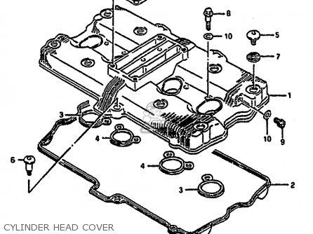 Suzuki Gsx R 1100 Carburetor Diagram Suzuki Marauder 1100