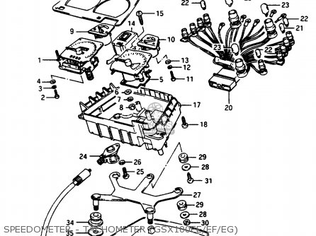 Nitrous Tachometer Wiring Diagram