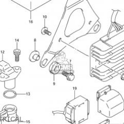 1999 Suzuki Hayabusa Wiring Diagram 2009 Cobalt Fuse Box Gsx1300r X Usa E03 Parts Lists And Schematics Electrical