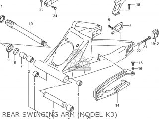 Suzuki GSX1300R HAYABUSA 1999 (X) USA (E03) parts lists