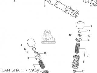 Suzuki GSX1300R HAYABUSA 2002 (K2) USA (E03) parts lists