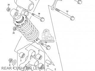 Suzuki GSX1300R HAYABUSA 2004 (K4) USA (E03) parts lists