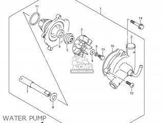 Suzuki GSX1300R HAYABUSA 2009 (K9) USA (E03) parts lists