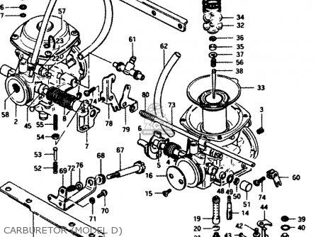 Suzuki Gsx250 1982 (z) General Export (e01) parts list