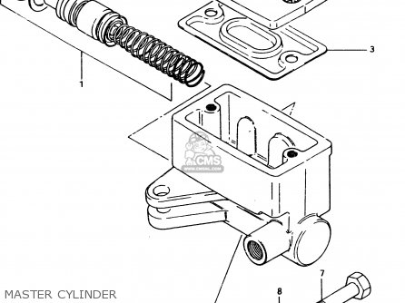 Suzuki GSX250E 1982 (Z) GENERAL EXPORT (E01) parts lists