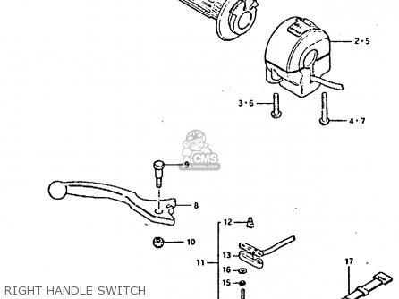 Suzuki Gsx400e 1982 (z) (e02 E04 E16 E17 E22 E24 E26